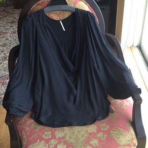 Free People Blouse New